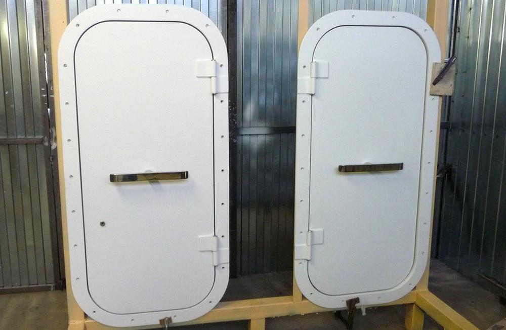 двери водонепроницаемые